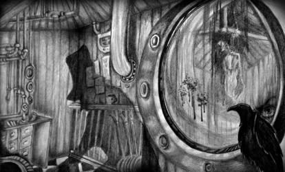 the attic by Inchukalns