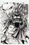 batman love by ledkilla