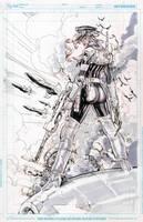 lady Blackhawk.. by ledkilla