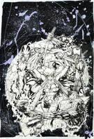 morelove..Suicide Squad cover by ledkilla