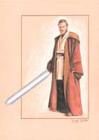 Obi Wan Kenobi by J-Redd