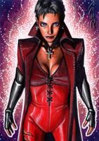 Scarlet Witch - X-Men by J-Redd
