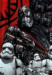 Star Wars Episode VII - The Force Awakens by J-Redd