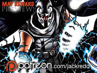 Magneto - May Reward Preview by J-Redd