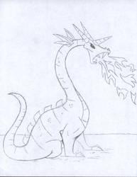 Dragon +1.00+ by ohaku-sama