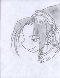 Shaman King Fanart by ohaku-sama
