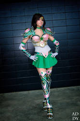 Sailor Jupiter!!!!! by andyrae