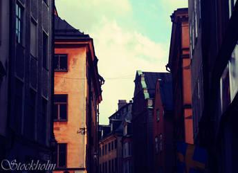Stockholm - 2 by KHMewKairi