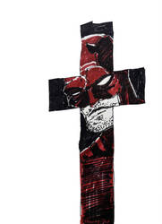 Daredevil by Drawing-Bad