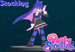 -MMD- Stocking Finished 2 by KasugaKaoru