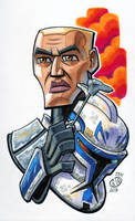 Captain Rex by Chad73