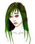 Green mood by Robin-Redbreast