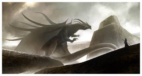 Dragon by HrvojeBeslic