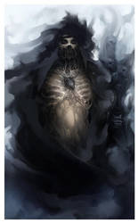 Ravine-Reaper of Ardunat by HrvojeBeslic