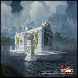 Regent's Tomb by HrvojeBeslic