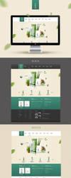Cosmetics website by sense983