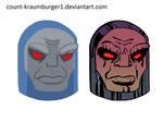 Genndy Tartakovsky's Darkseid by Count-KraumBurger1