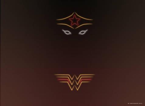 WonderWoman by WhiteRave