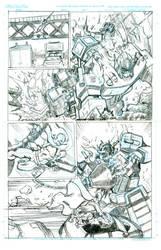Nemesis Vs. Prime 2 by JohnsDead