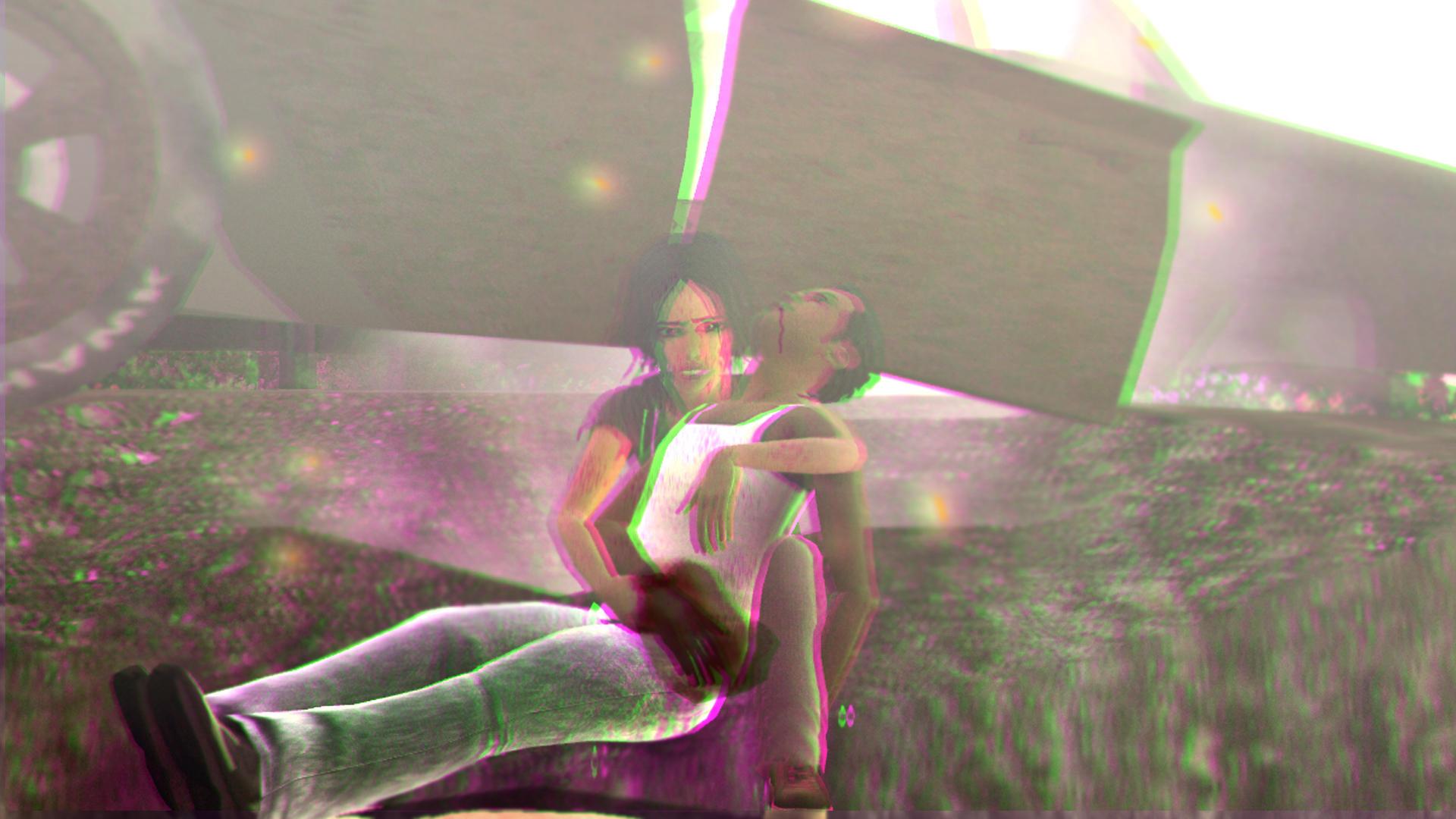 Phil Dies 3D Green-Magenta by BulldozerIvan