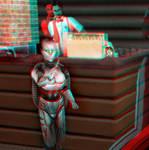 Pilltar 3D Red-Cyan by BulldozerIvan