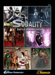 Sodality: Battle for Metheel Front Cover Proposal by BulldozerIvan