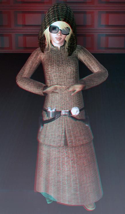 Taterbug 3D Red-Cyan by BulldozerIvan