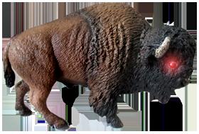 The Bison - MAA Sprite by BulldozerIvan