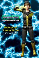 Lightning Hobo Friendly Competition Lemon Witch by BulldozerIvan