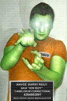 Barry Navoz Mugshot by BulldozerIvan