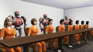 Percolation Warriors Preview Set 1 by BulldozerIvan