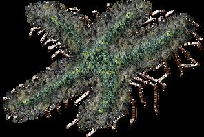 Filforth's true form by BulldozerIvan