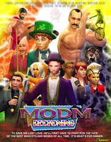 MODM Reckoning poster by BulldozerIvan