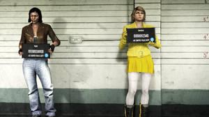 Percolation Warriors Kayla and Candace GTA 5 by BulldozerIvan