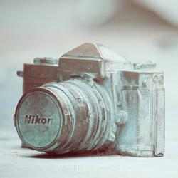 My old camera by FriendlyPiranha