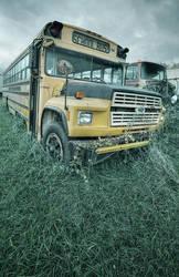 Last school ride by FriendlyPiranha