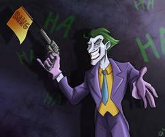 Joker by Calick