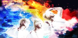 G-DRAGON's dreams by miobitat