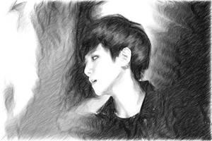 Baekhyun (EXO) [WIP] by miobitat