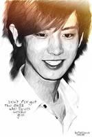 Chanyeol (EXO) by miobitat