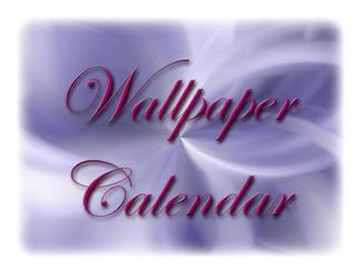 Wallpaper Calendar No. 1 by MelMuff