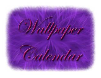 Wallpaper Calendar No. 2 by MelMuff