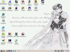 November Desktop by MelMuff