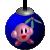 Kirby Ornament by MelMuff