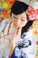 KIMONO/Iroutikake by Ryo-ga