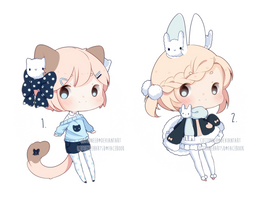 [Closed] Fluffian Batch by Cottoneeh