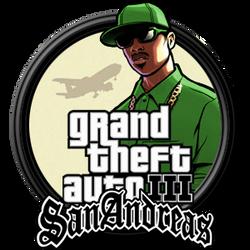 GTA SA Icon by madrapper