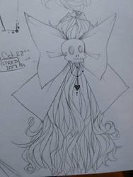 Lolita hair bow by Alfies-an-Artist