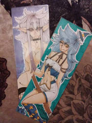 Possible Commission Bookmarks by Alfies-an-Artist