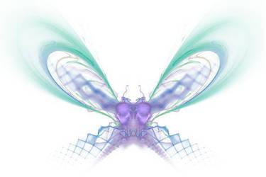 Butterfly X by milkywaysora